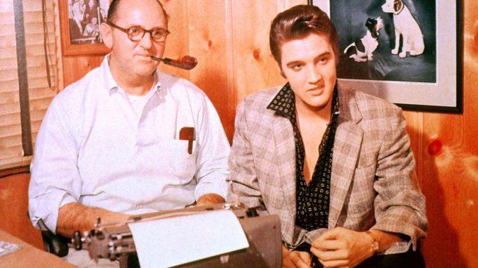 Management Contract Between Col Tom Parker Elvis Presley 1955