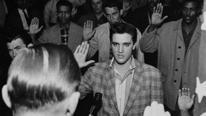 Official Army Documents of Elvis Presley (1958-1960) - PRESLAW